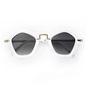 Kids Sunglasses - Miami White
